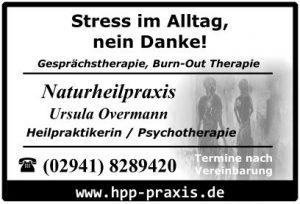 Stress im Alltag, nein Danke
