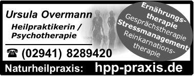Stressmanagement, Ernährungstherapie
